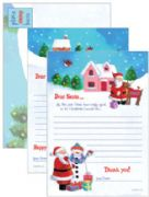 Save The Children Charity Letter To Santa/Thank You